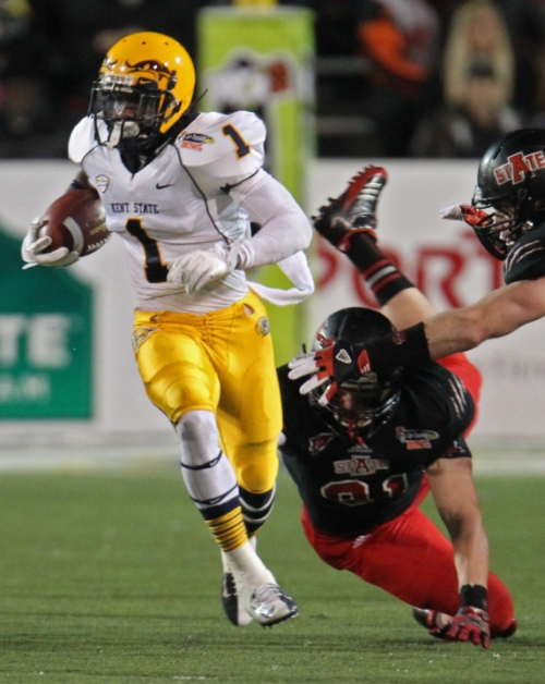 Another year at Kent not a bad idea for Dri Archer | Red Right 88