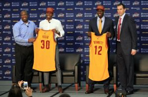cavs draft picks