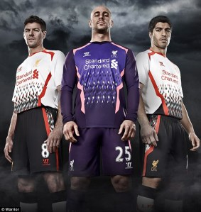 liverpool new kits