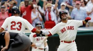 Michael Brantley, Nick Swisher