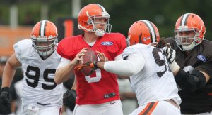 brandon weeden training camp