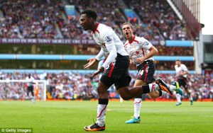 liverpool sturridge villa