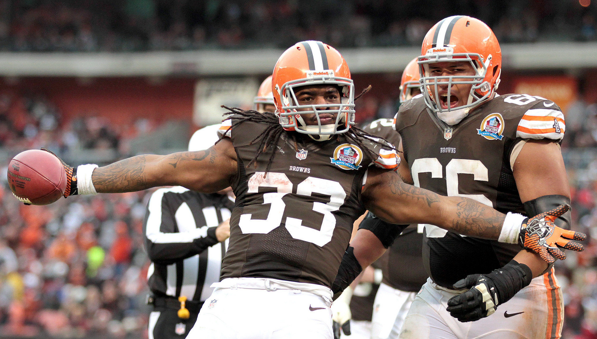 Image result for trent richardson