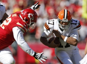 browns lose chiefs