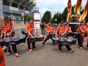 will talaba drum line