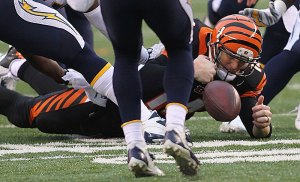 andy dalton fumble