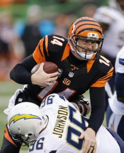andy dalton sack