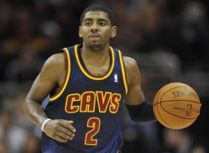 kyrie irving leaving