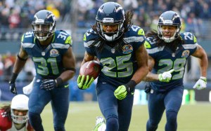 NFL: Arizona Cardinals at Seattle Seahawks