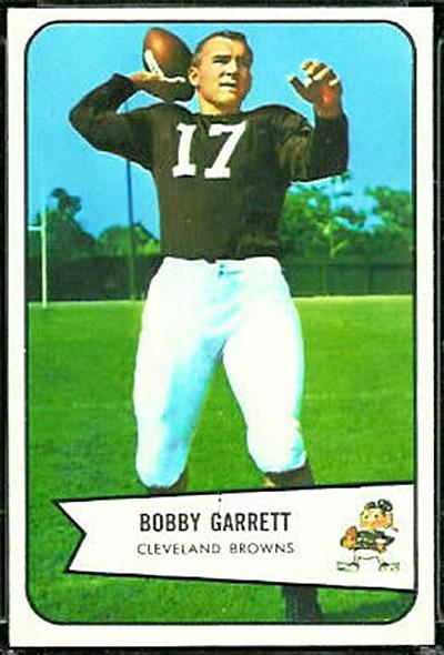 bobby garrett cleveland browns