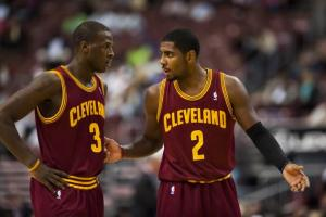 cavs kyrie dion questions
