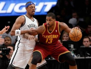 Paul Pierce, Tristan Thompson