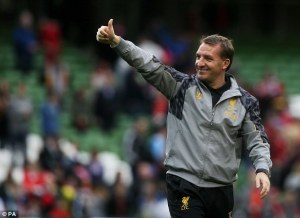 brendan rodgers liverpool season