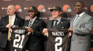 browns draft manziel