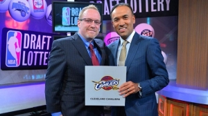 cavs draft lottery luck