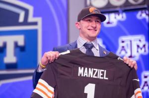 johnny manziel jersey