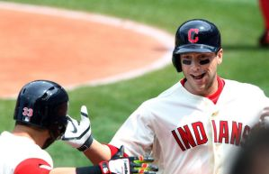 tribe loses white sox