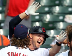 tribe sweeps tigers