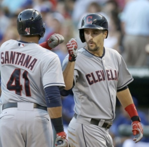 lonnie chisenhall big night