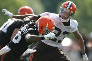 browns open training camp