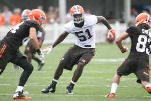 browns training camp mingo