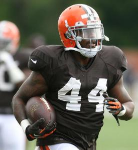 browns training camp tate