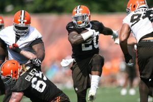 browns training camp west