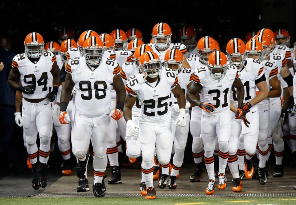 What does 2014 have in store for the Cleveland Browns? | Red Right 88  hot sale