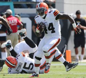 browns release ben tate