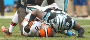 browns lose panthers hoyer 2