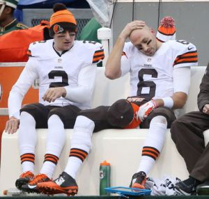 browns quarterback situation