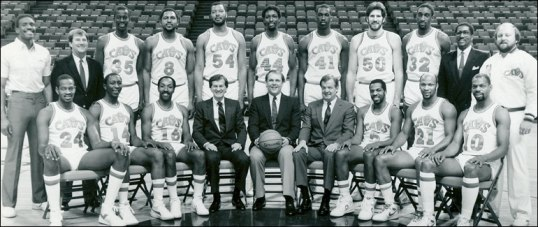 1985-1986 cavs team shot