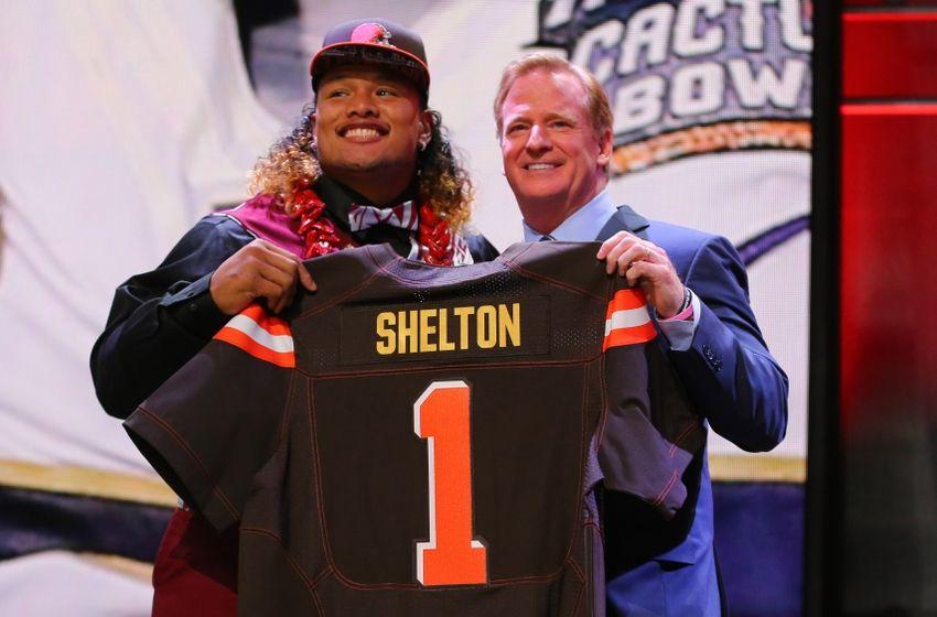 Danny Shelton NFL Jerseys