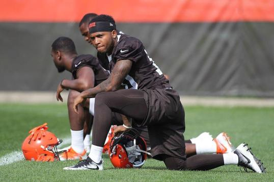 Browns most improved